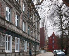 Villa Moderna location: Koszalin, ul. Szpitalna  project: 2007-12