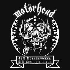 Motorhead (51/49)