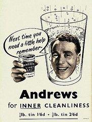 Andrew's Liver Salt - for INNER cleanliness