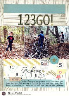 123 Go! - Scrapbook.com