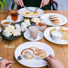 Weekend brunch at Baku Café #bakucafe #beatgroup #baku #azerbaijan #restaurants #cafe #cuisine #food #breakfast #brunch