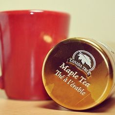 Product of the Day: Canada True Maple Tea  Tomorrow may be National Coffee Day, but I think we'll be sticking with a steaming mug of Maple Tea, part of our Canadian Tea Collection!   You can find more delicious Maple products in our Maple Syrup Collection.