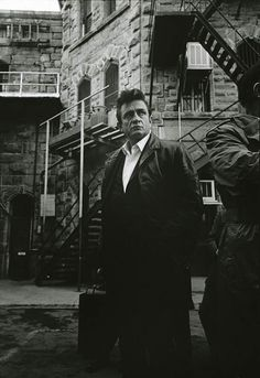 """""""Til' things are brighter I'm the man in black....."""" ~Johnny Cash"""
