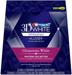Crest Whitestrips Advanced Vivid, Enamel Safe - 14 Ct *** Be sure to check out this awesome product. #beauty
