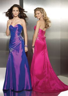 I would get the Lime one. The pink one is too close to the color I had for last years ball