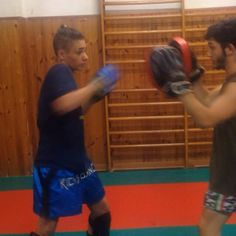 Training MMA KIDS