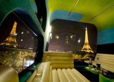 Hotel Everland in Paris, France at Hotels of the Rich and Famous