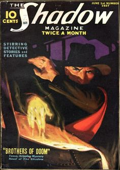 THE SHADOW Magazine June 1, 1937