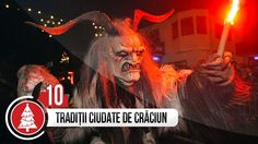 Krampus is a mythical creature recognized in alpine countries. According to legend, Krampus accompanies St. Nicholas during the Christmas season, warning and punishing bad children, in contrast to St. Nicholas, who gives gifts to good children. Witch Names, Legends And Myths, Strange Places, Christmas Elf, Mythical Creatures, Christmas Traditions, Folklore, Scary, Creepy