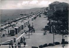 FRANCAVILLA AL MARE - La Spiaggia - 1959