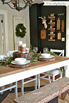 our vintage home love: Christmas Sneak Peek