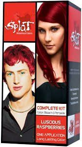 Splat Rebellious Colors Hair Coloring Kit - Luscious Raspberry (Set of 2) ** Visit the image link more details.