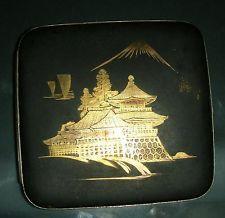 Vintage Japanese Damascene Cigarette Case