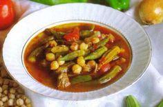 Etli Bamya Tarifi | Yemektarifleri8