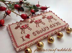pettirosso infreddolito: Cristmas gift for you................................