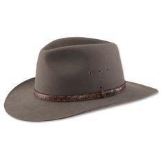 Akubra Hat for Men - Akubra Anglers Hat -- Orvis on Orvis.com!