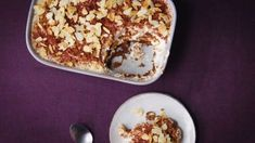 Speculaastiramisu - Recept - Allerhande - Albert Heijn Cooking Challenge, Tiramisu, French Toast, Pudding, Breakfast, Desserts, Food, Seeds, Morning Coffee