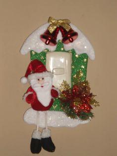 Homemade Christmas Decorations, Felt Christmas Ornaments, Easy Christmas Crafts, Christmas Fabric, Christmas Projects, Christmas Holidays, Christmas Wreaths, Holiday Decor, Diy Crafts For Gifts