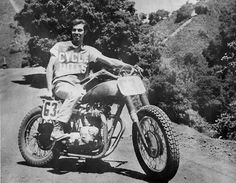 Halls Ranch also known as Cycle Hills Flat Track Racing, Bobber Motorcycle, Old Bikes, Triumph Motorcycles, Vintage Racing, Vintage Photography, Vintage Decor, Morgan Hill, Cool Cars