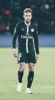 Neymar Team, Football Neymar, Neymar Psg, Sports Football, Best Football Players, Soccer Players, Neymar Jr Wallpapers, Street Football, Paris Saint Germain Fc