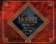 The Hobbit: The Desolation of Smaug Chronicles: Art & Design by Weta,http://www.amazon.com/dp/0062265695/ref=cm_sw_r_pi_dp_CD3rsb1X07D3YTS0