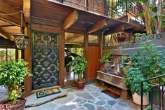 Wood and Glass Home in Sherman Oaks - Weekend Open House - Curbed LA