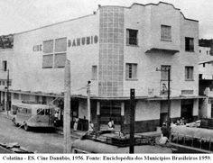 Salas de Cinema do Espírito Santo: Cine Danúbio