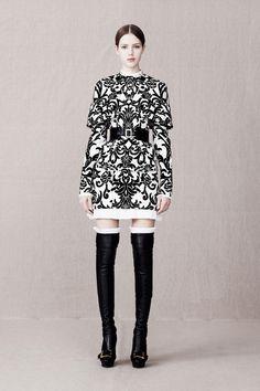 Haute couture Alexander McQueen 2013