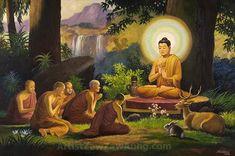 Welcome to Artist Zaw Zaw Aung's Official Website. Art Buddha, Buddha Artwork, Buddha Life, Buddha Painting, Gautama Buddha, Buddha Buddhism, Buddhist Art, Budha Art, Art Thai