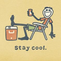 Be yourself. Some will say you're doing it wrong. Stay cool: