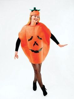 cool       £16.97  Includes - Tunic and hat  B005OPHANQ ...  Check more at http://fisheyepix.co.uk/shop/pumpkin-halloweeen-adult-fancy-dress-costume/