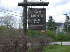 Two Lights State Park, Cape Elizabeth