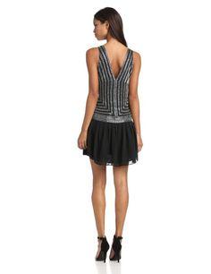 Amazon.com: Parker Women's Flapper Sequin Dress: Clothing