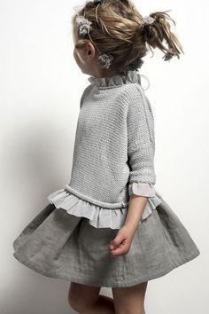 Labube moda infantil romántica > Minimoda.es
