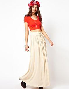 That skirt is mine, biiiiiiiiitch. No really, I already own it #minkpink angelina skirt