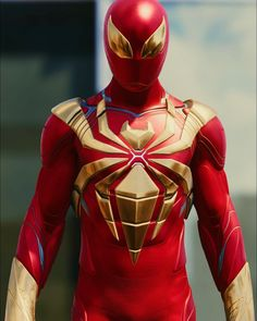The Original Iron Spider # - - Ideas of - Spidey Suit Series; The Original Iron Spider Spiderman Suits, Spiderman Spider, Amazing Spiderman, Marvel Comics, Marvel Heroes, Iron Spider Suit, Suits Series, Marvel Characters, Marvel Cinematic