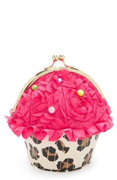 Betsey Johnson 'Cupcake' Clutch available at #Nordstrom