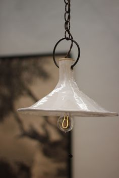 Natalie Page Ceramic Lamps, by Way of BDDW
