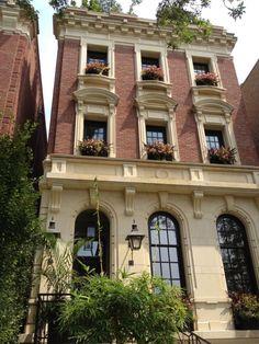 Napoleon House on Brennan's Bracket