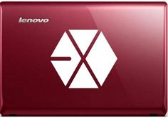 EXO Kpop Band Die Cut Vinyl Car Decal Sticker for Car Window Automobile Window Car Bumper Truck Laptop Ipad Notebook Computer Tablet Decal Skateboard Motorcycle Exo Xiumin, Tao Exo, Park Chanyeol, Exo Chen, Exo Ot12, Exo Png, Kpop Logos, Exo Facts, Color Coded Lyrics