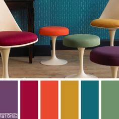 i loooove these stools but I have carpet soooooo...idk would that be weird??