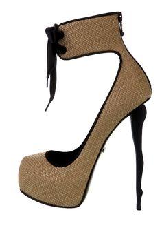 DUKAS Neutral but not Neutral High Heels. A Fashion Statement! #Shoes #Heels