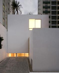 Cube House by AR Arquitetos as Architects