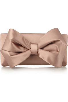 I'm a sucker for girlie things like this Valentino clutch.