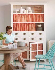 cortinas para muebles