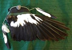 Magpie Smudge Wing