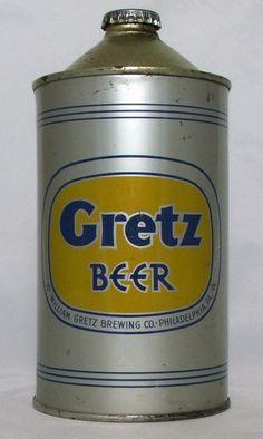 Gretz - Steel Canvas