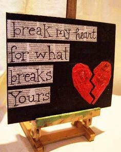 Break my heart Jesus! How He Loves Us, God Loves Me, Yes And Amen, I Need Jesus, Worship Ideas, Worship God, In Christ Alone, Jesus Saves, Spiritual Inspiration