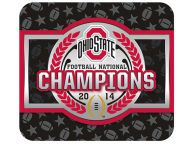 Buy Sublimated Mouse Pad National Champion Home Office & School Supplies Novelties and other Ohio State Buckeyes products at OhioStateBuckeyes.com