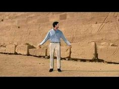 """The body in ancient Egypt from """"How Art Made the World (1:40)"""